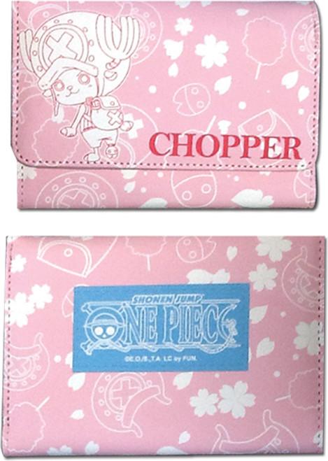 One Piece Chopper Style Wallet