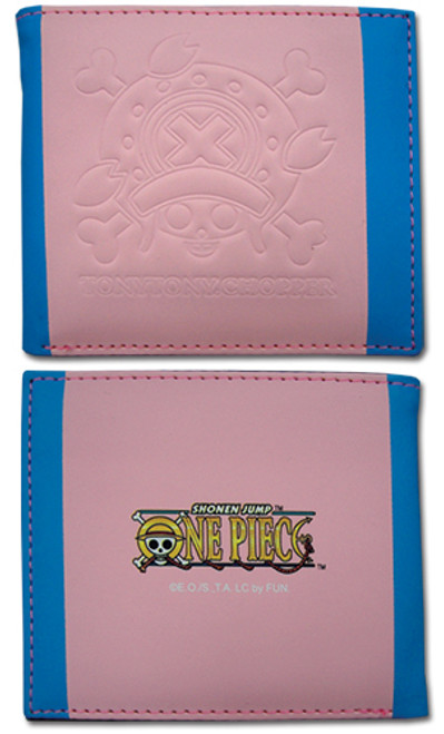 One Piece Chopper's Jolly Roger Male Wallet