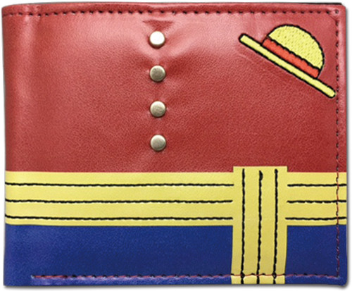 One Piece Luffy Style Wallet