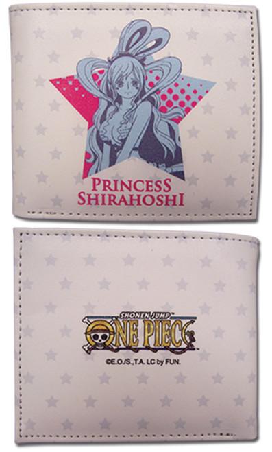 One Piece Shirahoshi Male Wallet