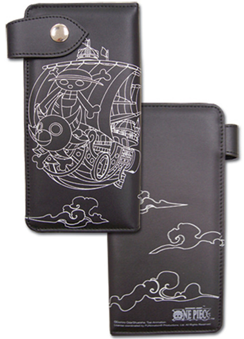 One Piece Chibi Thousand Sunny  Wallet