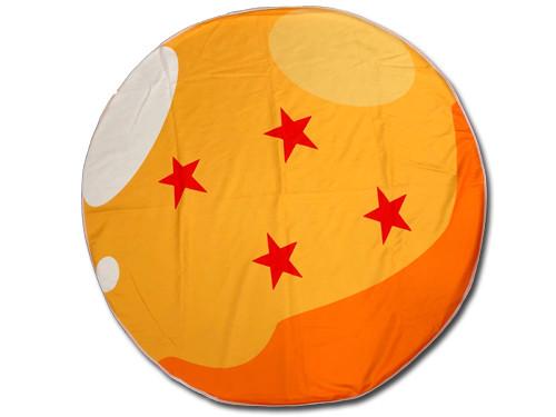 Dragon Ball 4 Star Dragon Ball Beach Towel