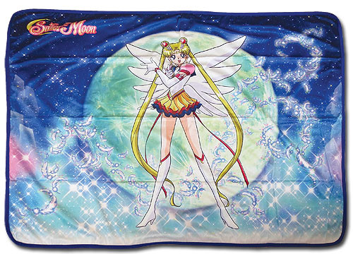 Sailor Moon S Eternal Sailor Moon Throw Blanket