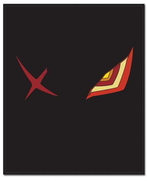 Kill La Kill Senketsu Styled Throw Blanket