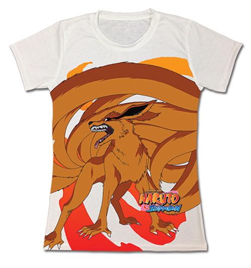 Naruto Shippuden - Kurama Nine Tails JRS T-Shirt