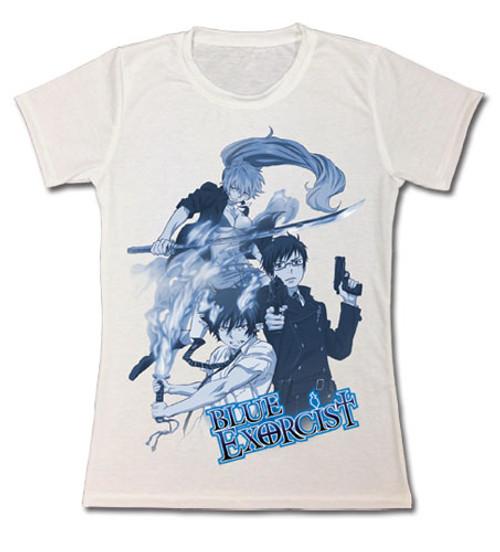Blue Exorcist - Yukio, Rin, And Shura JRS T-Shirt