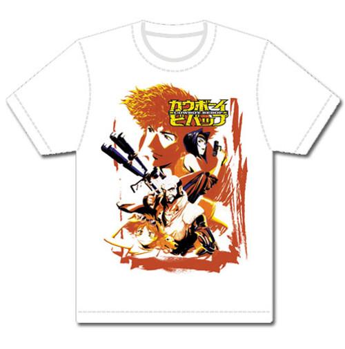 Cowboy Bebop - Bebop Crew T-Shirt