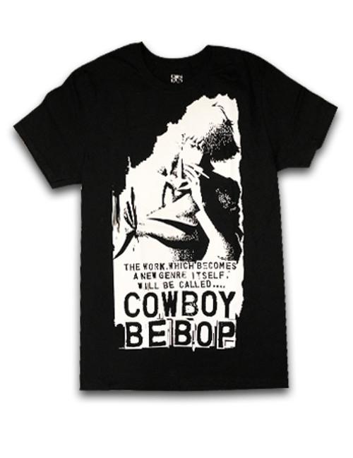 Cowboy Bebop - Spike Smoking T-Shirt