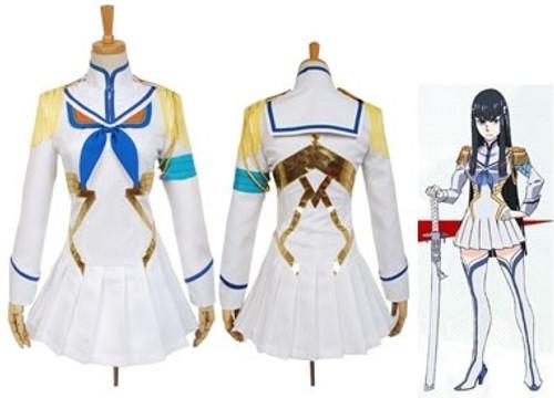 Satsuki Kill La Kill Cosplay Outfit