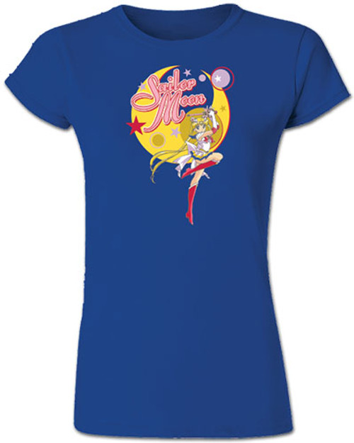 Sailor Moon Sailor Moon A Moon JRS T-Shirt