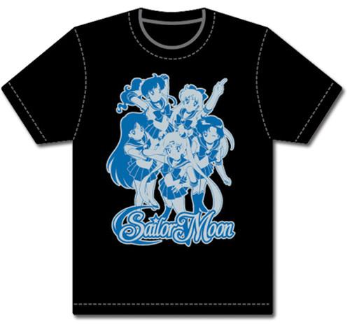 Sailor Moon Sailor Soldiers T Shirt