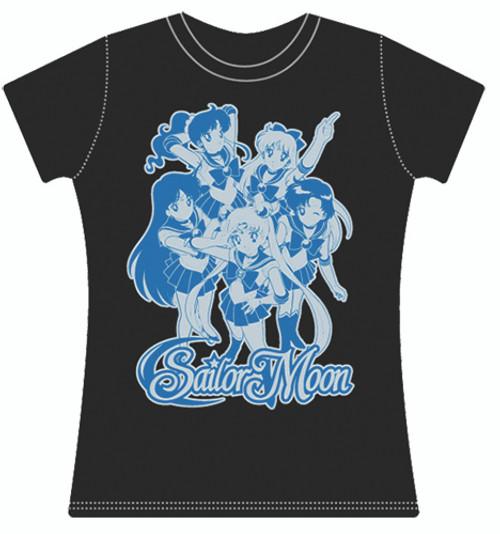 Sailor Moon Sailor Soldiers JRS T-Shirt