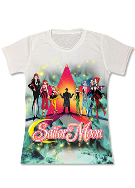 Sailor Moon Death Busters JRS T-Shirt