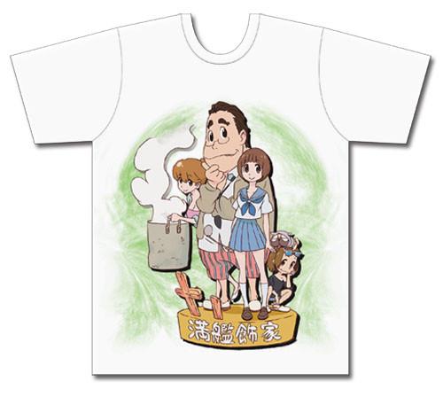 Kill La Kill Mak's Family T Shirt