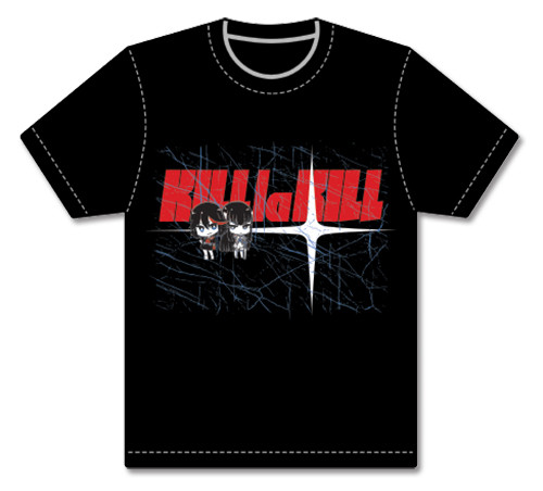 Kill La Kill Chibi Ryuko, and Satsuki T Shirt