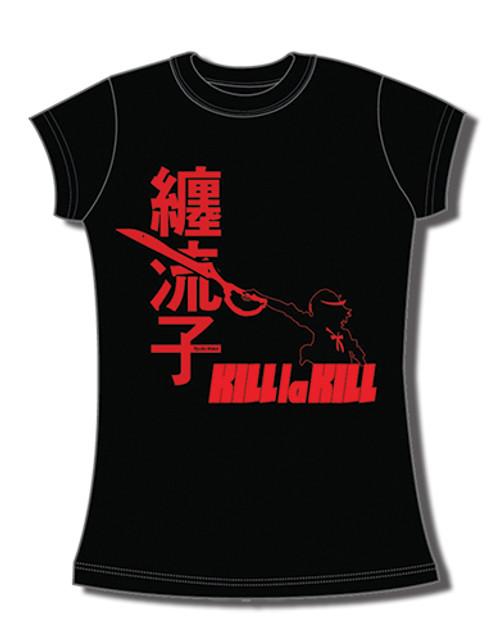 Kill La Kill Ryukko With Scissor Blade JRS T-Shirt