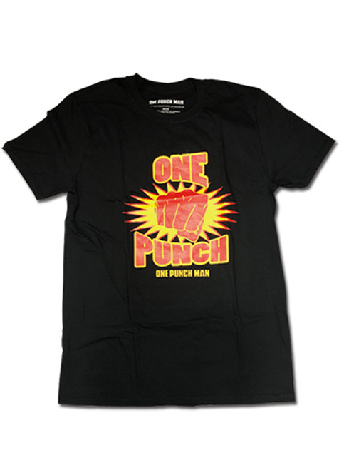 One Punch Man - One Punch T-Shirt