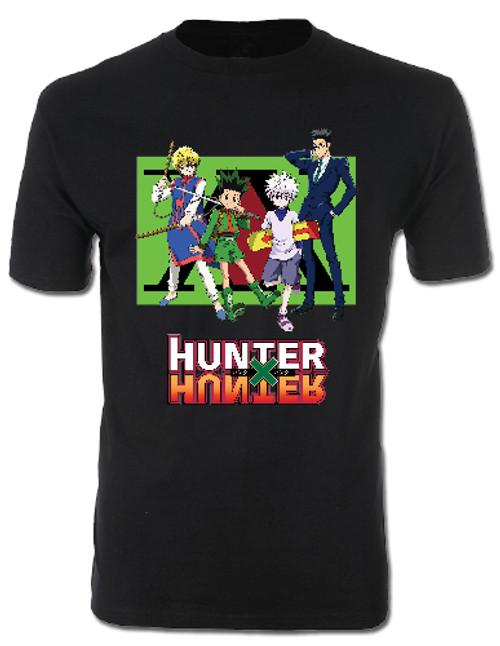 HunterxHunter Main Characters Male T Shirt