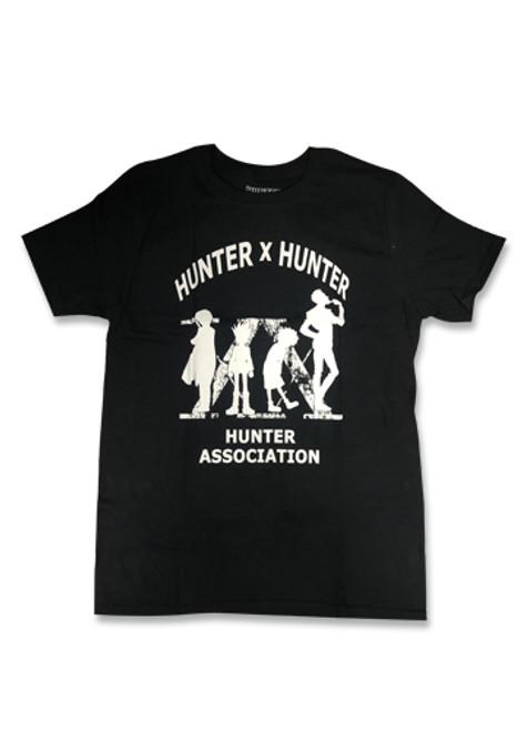 HunterxHunter Hero Association Male T Shirt