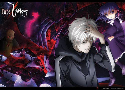 Fate Zero - Kariya And Sakura Wall Scroll