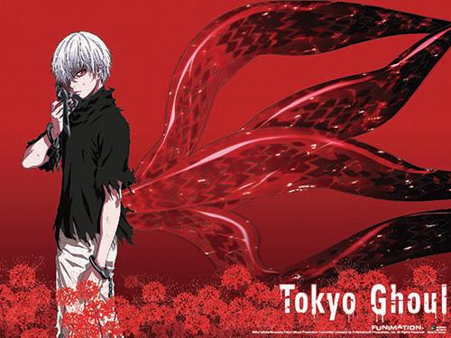 Tokyo Ghoul Ken's Kagune Wall Scroll