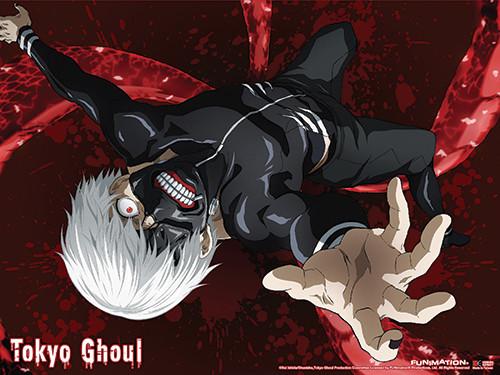Tokyo Ghoul Ken's Kagune Version 1 Wall Scroll