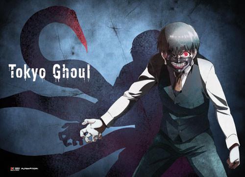 Tokyo Ghoul Ken's Kagune Version 2 Wall Scroll