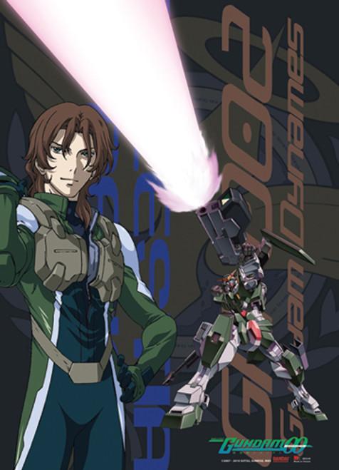 Gundam 00 - Dynames And Neil Wall Scroll