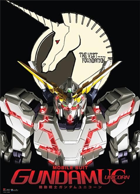 Gundam Unicorn - Unicorn Gundam In Destroy Mode Wall Scroll