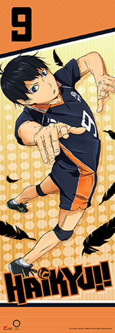 "Haikyuu!! - Kageyama 67"" Wall Scroll"