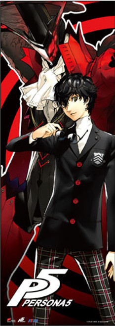 """Persona 5 Group 67"""" Wall Scroll"""