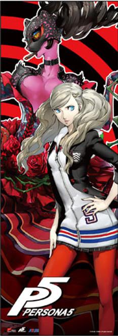 "Persona 5 Ann 67"" Wall Scroll"