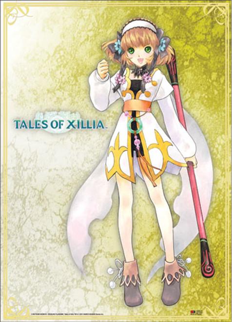 Tales of Xillia Leia Rolando Wall Scroll