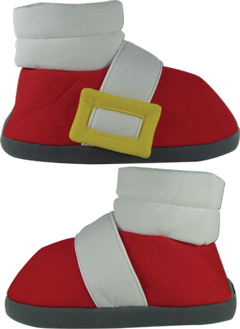 Sonic the Hedgehog Sonic Style Plush Slippers