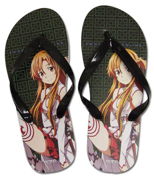 Sword Art Online Asuna Relaxing Sandals