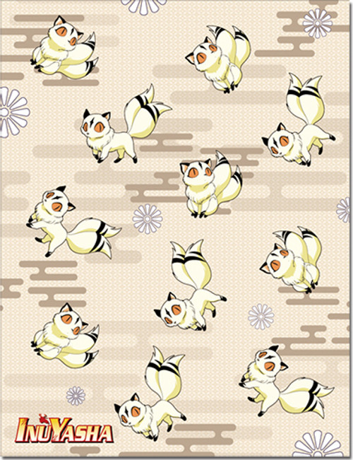 InuYahsa Kirara Throw Blanket