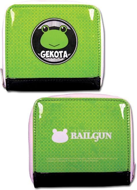 A Certain Scientific Railgun Gekota Green Wallet