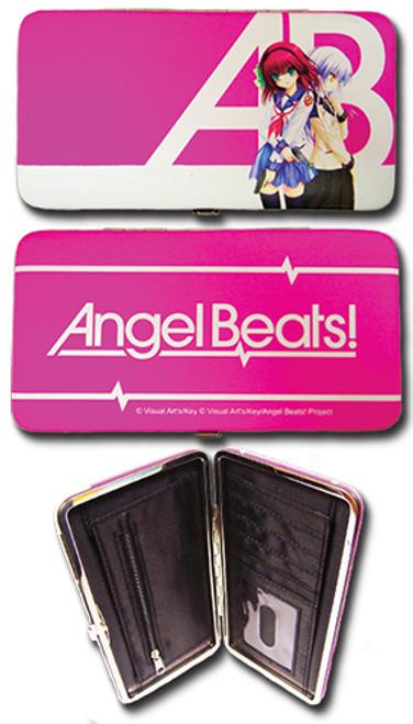 Angel Beats Yuri, and Kanade Snap Wallet