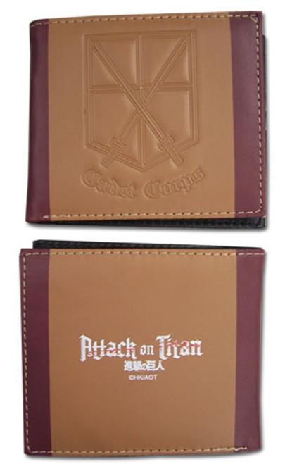 Attack on Titan - Cadet Corp Symbol Bi-fold Wallet