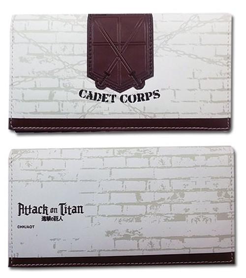Attack on Titan - Cadet Corp Symbol Envelope Wallet