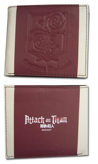 Attack on Titan - Garrison Regiment Symble Bi-fold Wallet