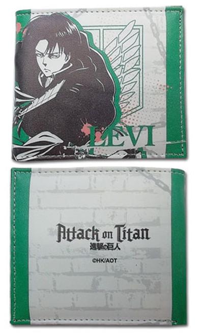 Attack on Titan - Levi Bi-fold Wallet