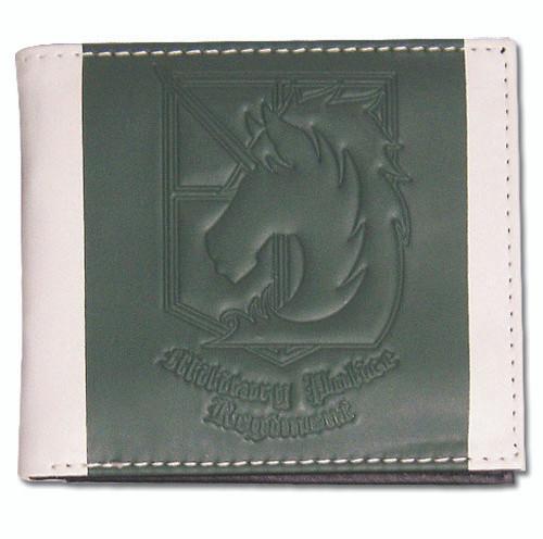 Attack on Titan - Military Police Regiment Symbol Bi-fold Wallet