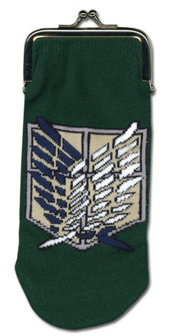 Attack on Titan - Scout Regiment Symbol Coin Purse