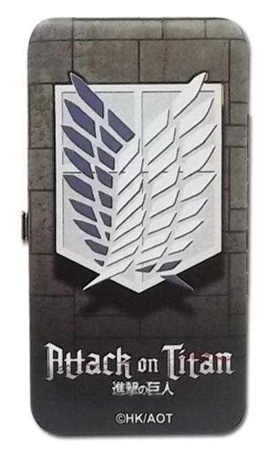 Attack on Titan - Scout Regiment Symbol Snap Wallet