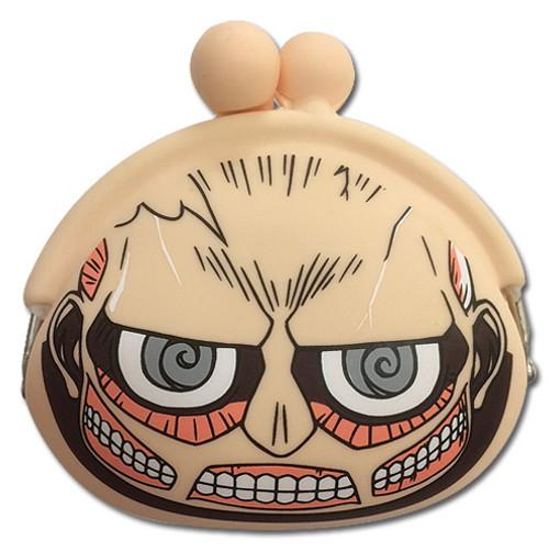 Attack on Titan - Chibi Colossal Titan Coin Purse