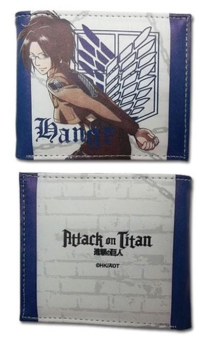 Attack on Titan - Zoe Bi-Fold Wallet