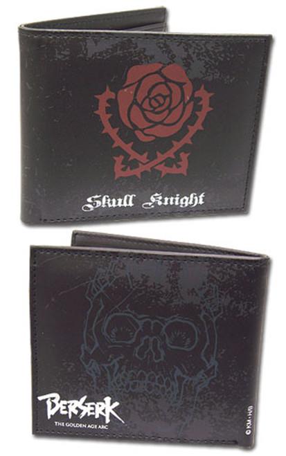 Berserk Skull Knight Bi-fold Wallet