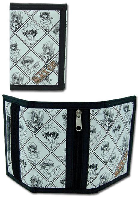 Black Cat - Group Velcro Wallet