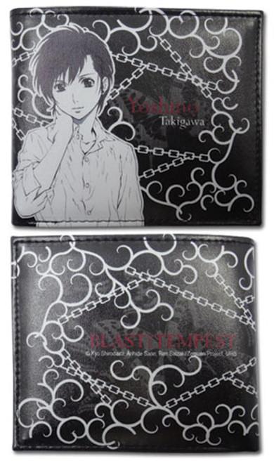 Blast of Tempest - Yoshino Bi-fold Wallet